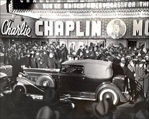 La première des Temps modernes le 5 février 1936